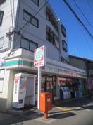 ローソンストア100門真垣内店(コンビニ)まで166m