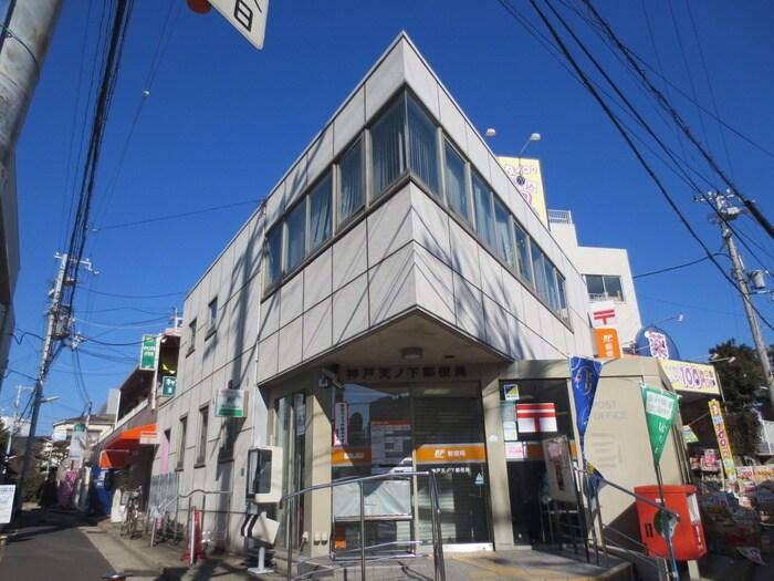 神戸天ノ下郵便局(郵便局)まで81m