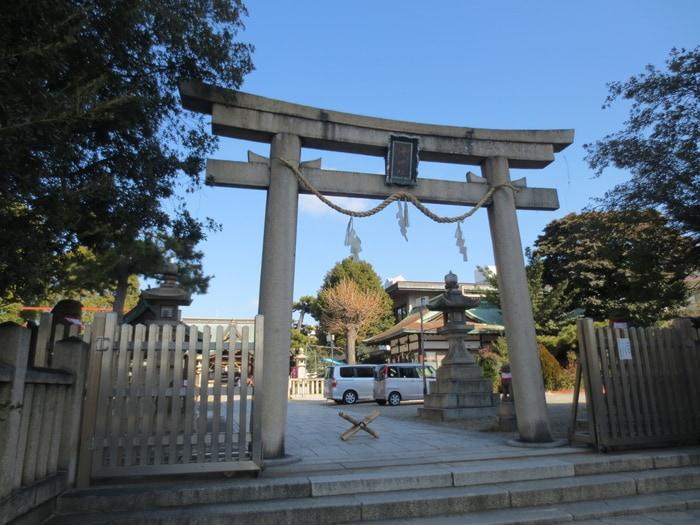 海神社(公園)まで400m