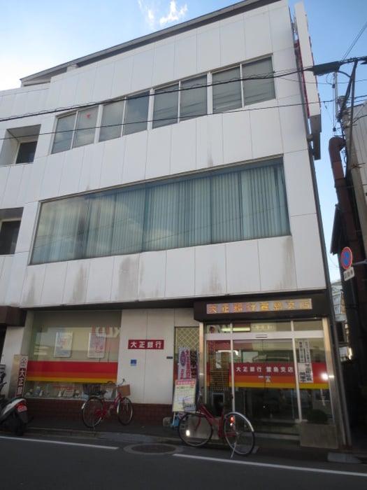 大正銀行 萱島支店(銀行)まで401m