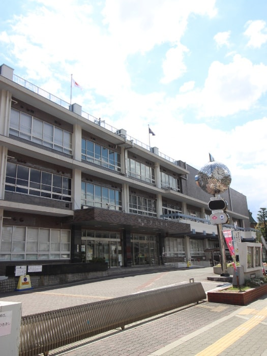 阿倍野区役所(役所)まで500m