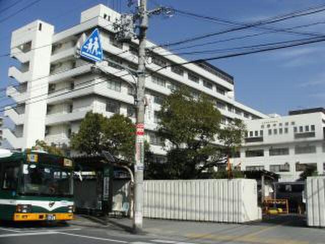 近畿中央病院(病院)まで1900m