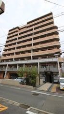 シェモア藤井寺駅前の外観