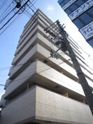 MPLAZA住吉公園弐番館の外観