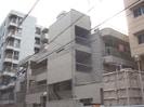広田家マンションの外観