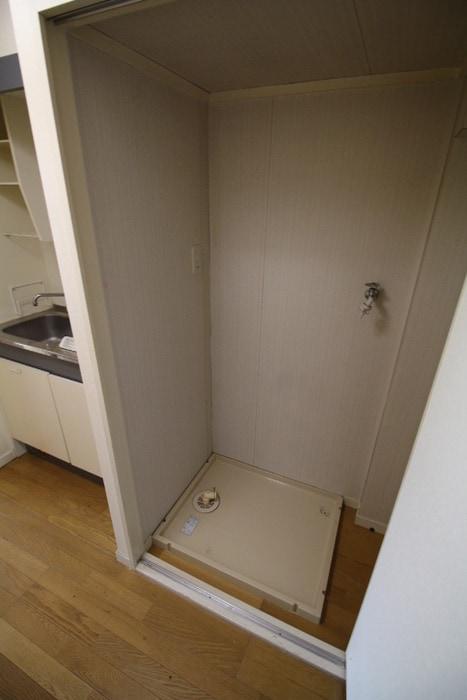洗濯機置場