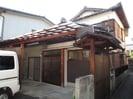 吉田借家の外観