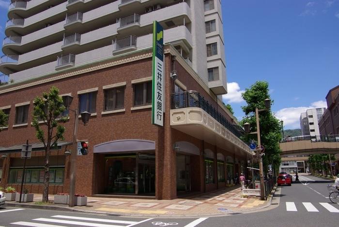 三井住友銀行(銀行)まで497m