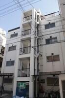 永田マンション2号館の外観