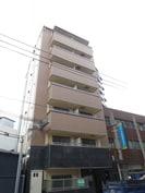 サンロイヤル大阪城北の外観