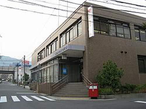 灘郵便局(郵便局)まで350m