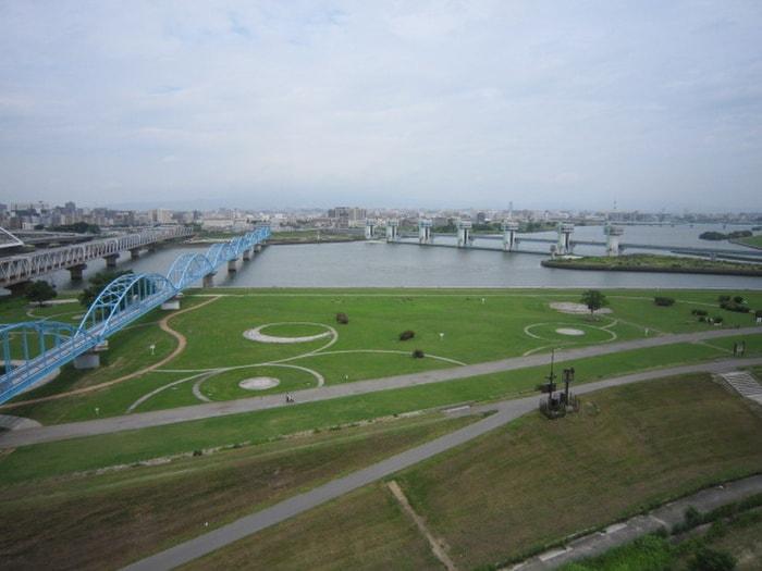 河川公園(公園)まで200m