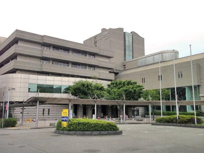 リハビリテーション中央病院(病院)まで466m