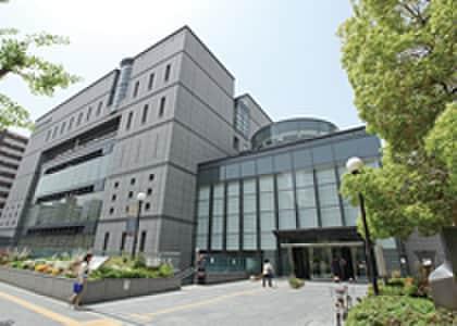図書館(図書館)まで477m