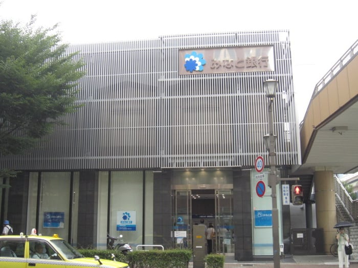 みなと銀行(銀行)まで190m