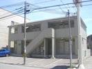 セルティアA棟の外観