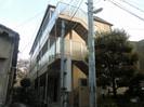 リ-フマンションの外観