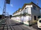 Residennce K・M 二号館の外観
