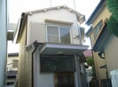 上野西貸家の外観
