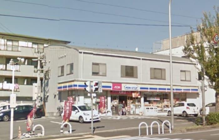 miniSTOP(コンビニ)まで200m