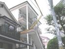 桜台マンションの外観