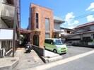 クリ-ンハイツ松ヶ崎の外観