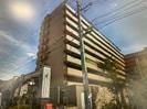 ライオンズマンション上野芝駅前(717)の外観
