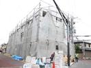 仮)八尾市植松町2丁目A棟計画の外観