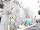 仮)八尾市植松町2丁目B棟計画の外観
