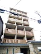 プレサンス京都四条烏丸クロス(306)の外観