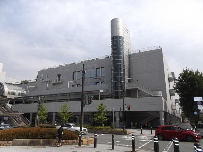 川西阪急(デパート)まで610m