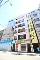 大阪宝石センタ-ビルの外観