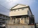 リバ-サイド安藤1番館の外観
