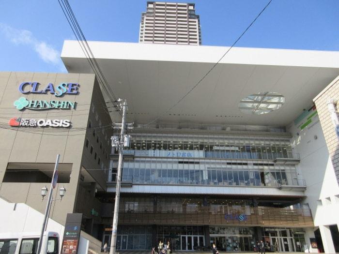 クラッセ(ショッピングセンター/アウトレットモール)まで592m