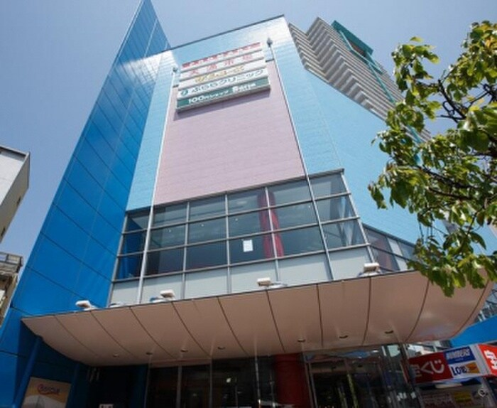 ぷらら天満(ショッピングセンター/アウトレットモール)まで90m