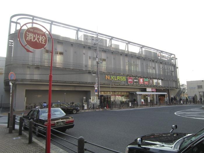 駅(ショッピングセンター/アウトレットモール)まで1020m