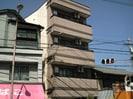西田土地ビルの外観