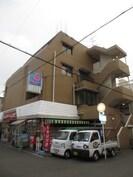 株式会社桑田商店ビルの外観