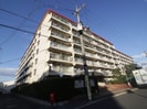 石清水ビューハイツA棟(507)の外観