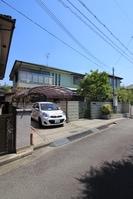 上野芝町4丁戸建の外観