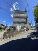 宮之阪マンションの外観