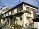 阪上雅行貸家(南棟)の外観