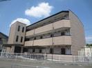 リバ-サイド金岡Ⅱ番館の外観