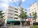 京福修学院第2マンションの外観