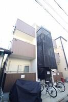 エムハウス京都の外観