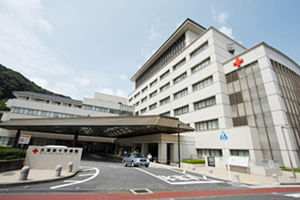 大津赤十字病院(病院)まで500m
