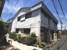 枚岡東住宅の外観