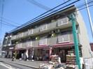 長岡中央第一ビルの外観