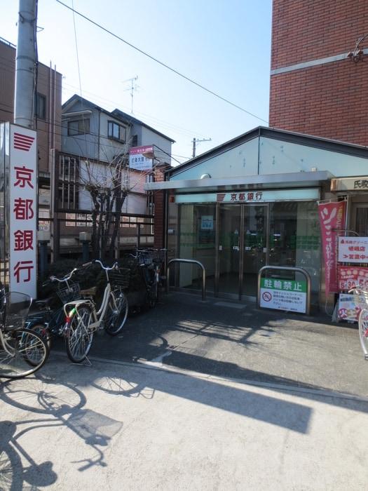 京都銀行 嵯峨支店鹿王院(銀行)まで130m