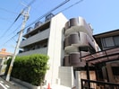 アコーズタワー神戸本山の外観